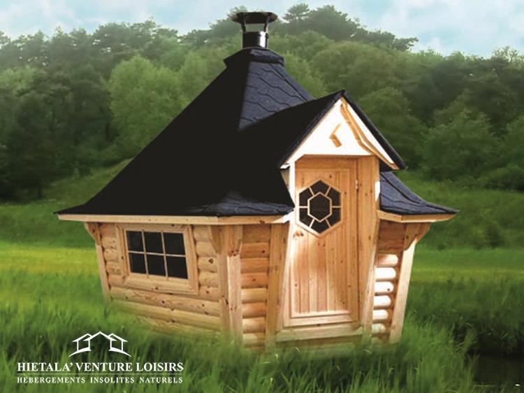 dormir dans un kota auvergne nuit et week end insolite auvergne. Black Bedroom Furniture Sets. Home Design Ideas