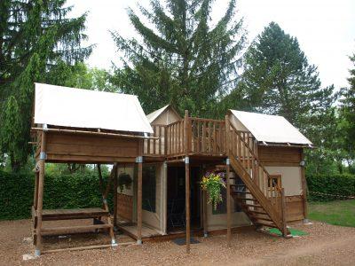 Camping du Viaduc des Fades
