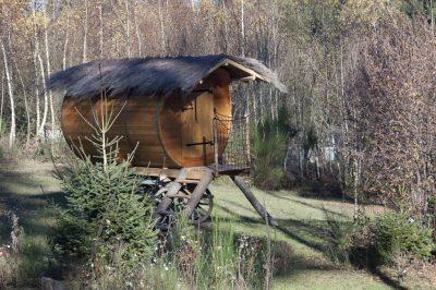 Les Cabanes des Combrailles