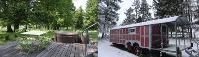 Le wagon des estives