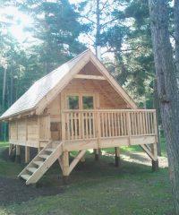 Domaine du Lac Chambon (camping 3 étoiles)
