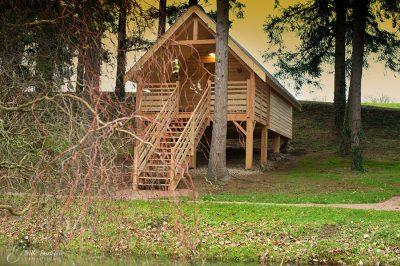 Les Cabanes de la petite Sapinière